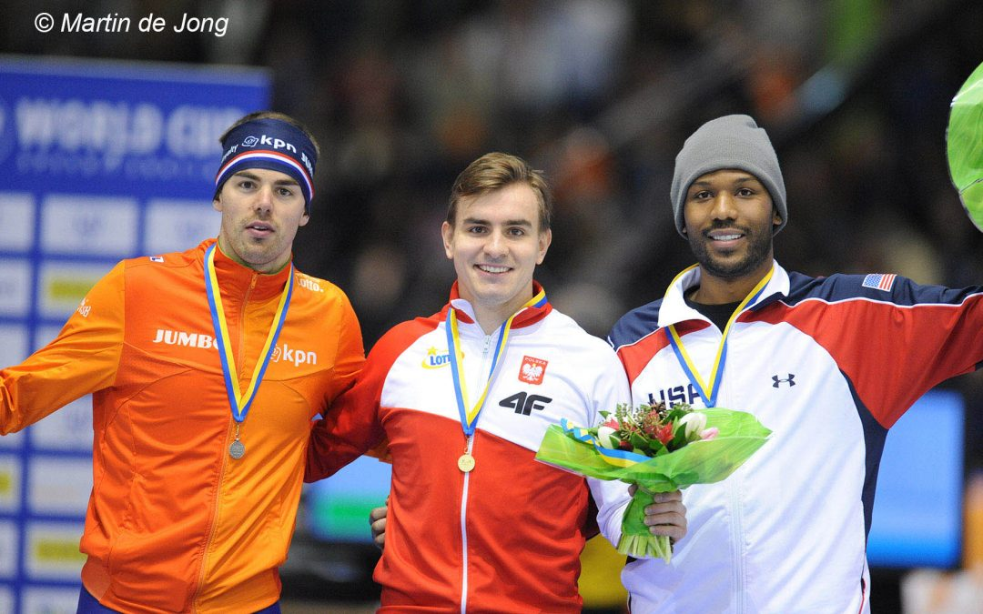 On the Podium, Shani Passes 12,000 WC Points